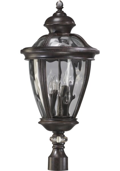 Schuster Outdoor 5-Light Lantern Head by Astoria Grand