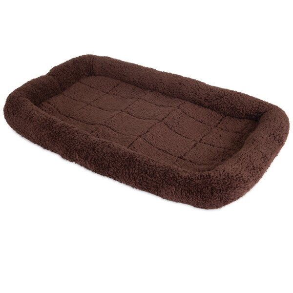 SnooZZy Cozy Crate Donut Dog Bed by Petmate