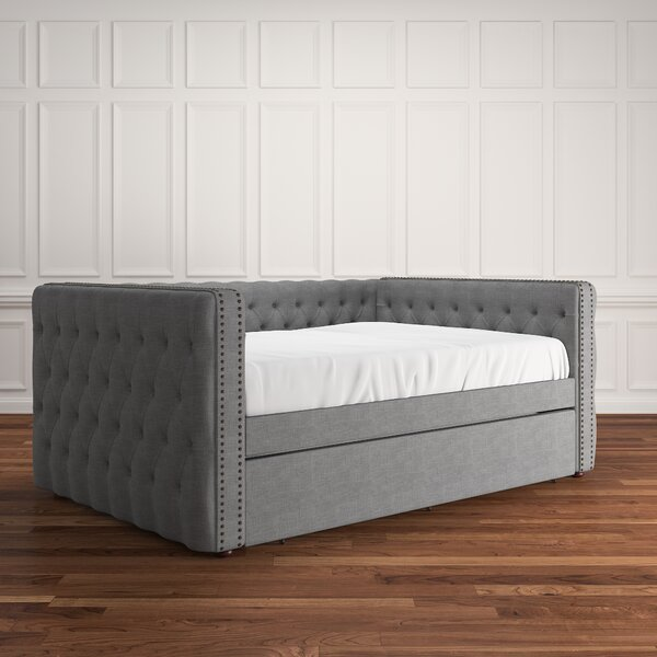 Albina Daybed With Trundle
