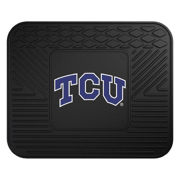 NCAA Texas Christian University Kitchen Mat by FANMATS