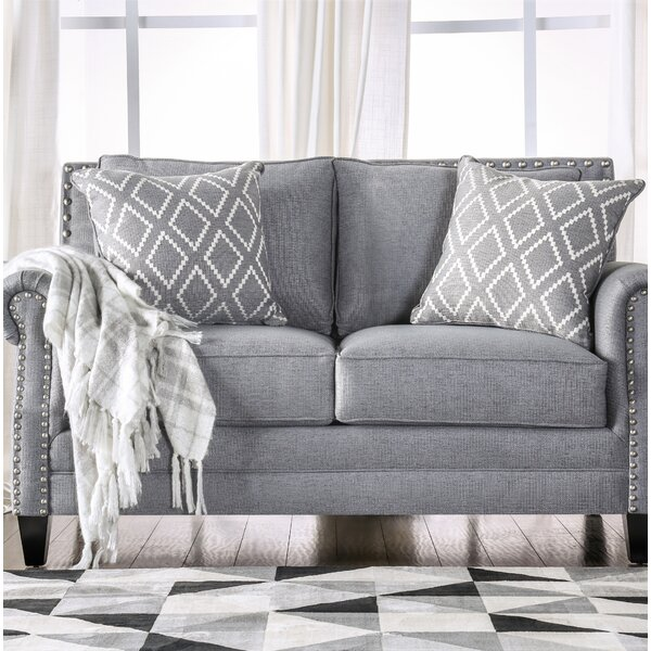Buda Loveseat by Darby Home Co