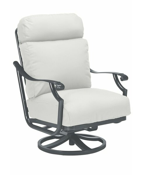 Montreux II Patio Chair with Cushion by Tropitone