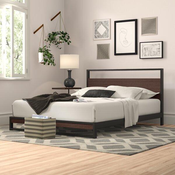 Pauletta Platform Bed by Zipcode Design