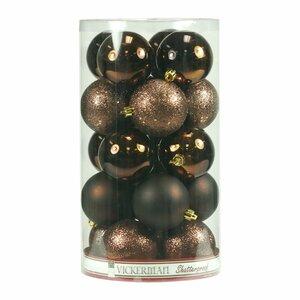 20 Piece Christmas Ball Ornament Set