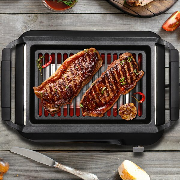 23 RediGrill Smoke-less Infrared Grill by Tenergy