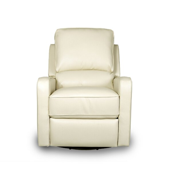 Kurz Manual Swivel Glider Recliner [Red Barrel Studio]
