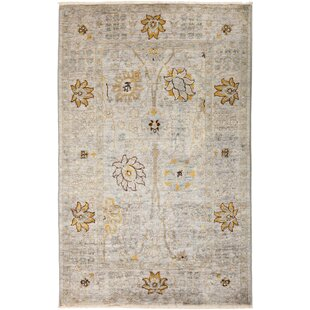 Inexpensive One-of-a-Kind Dewitt Area Rug By Isabelline