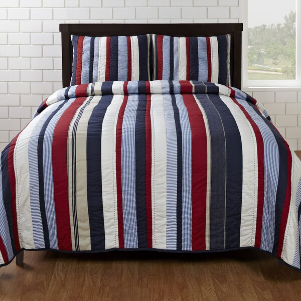 Romeo Quilt Set by Amity Home