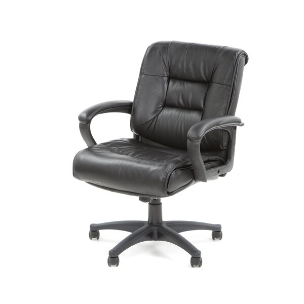 Deluxe High-Back Executive Chair by Office Star Products