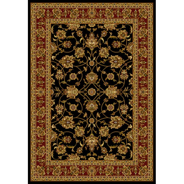 Affinity Reza Black Area Rug by United Weavers of America