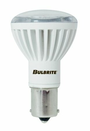 2W 12-Volt (3000K) R12 Bayonet Elevator Light Bulb (Set of 2) by Bulbrite Industries