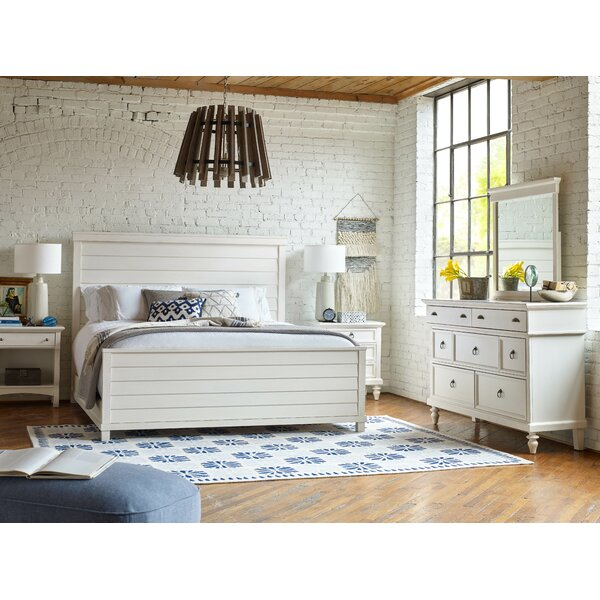 Ashgrove Panel Configurable Bedroom Set by Broyhill®