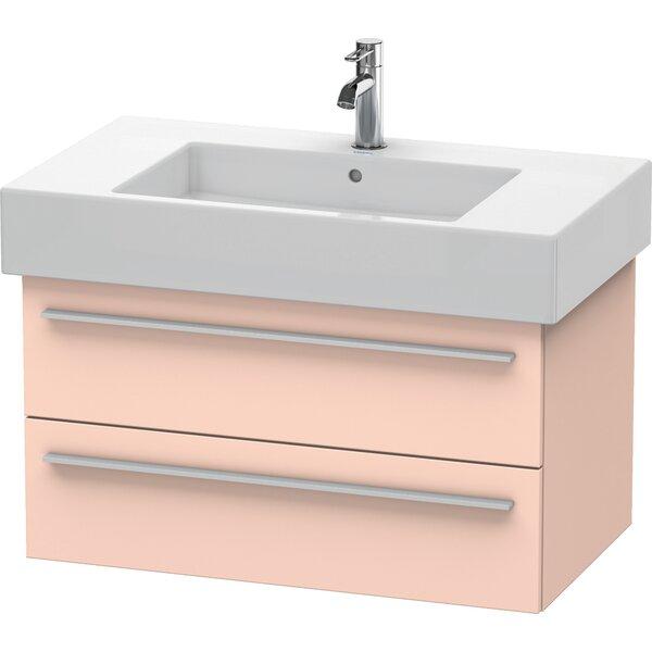 31.5 Wall Mounted Single Bathroom Vanity Base Only