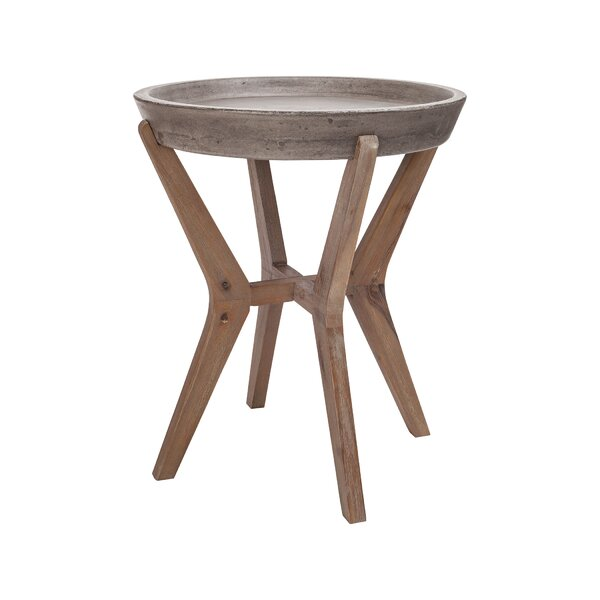 Federalsburg End Table By Bay Isle Home