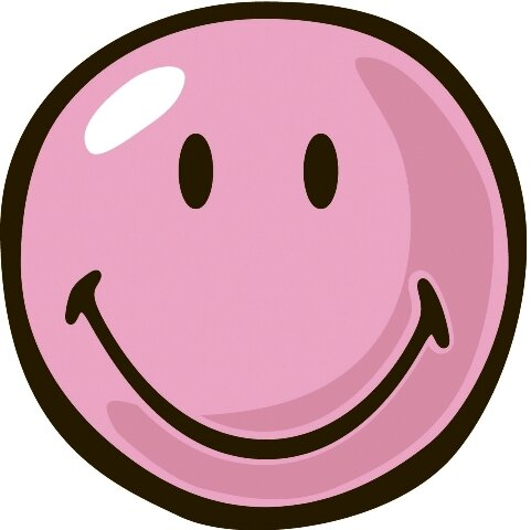 Smiley World Pink Smiley Area Rug by Fun Rugs