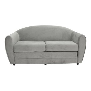 Paredes Sleeper Loveseat Wrought Studio