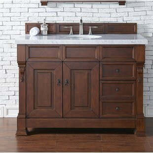 Online Reviews Bedrock 48 Single Bathroom Vanity Set By Darby Home Co