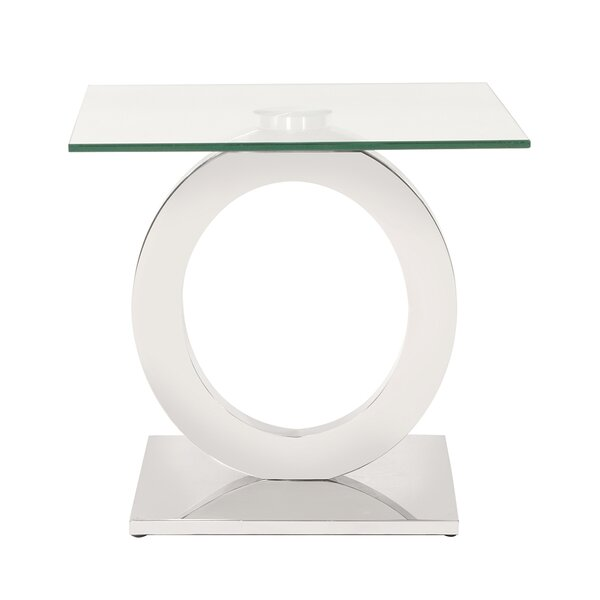 Langer End Table by Orren Ellis