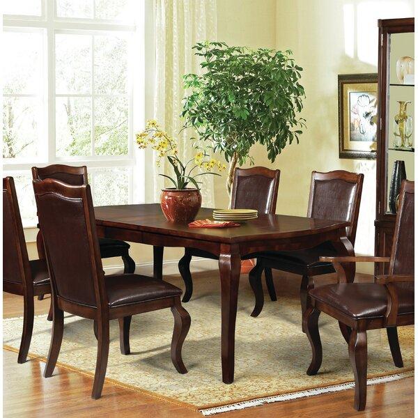 Sessoms Extendable Dining Table by Fleur De Lis Living Fleur De Lis Living