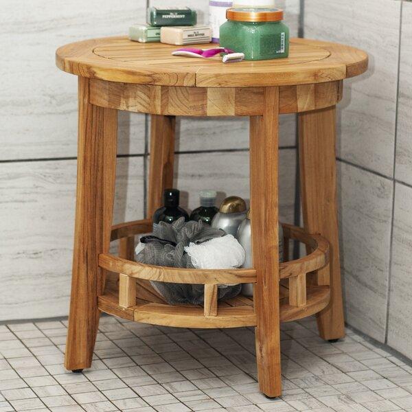 Worceer  Side Table By Bay Isle Home by Bay Isle Home Cool