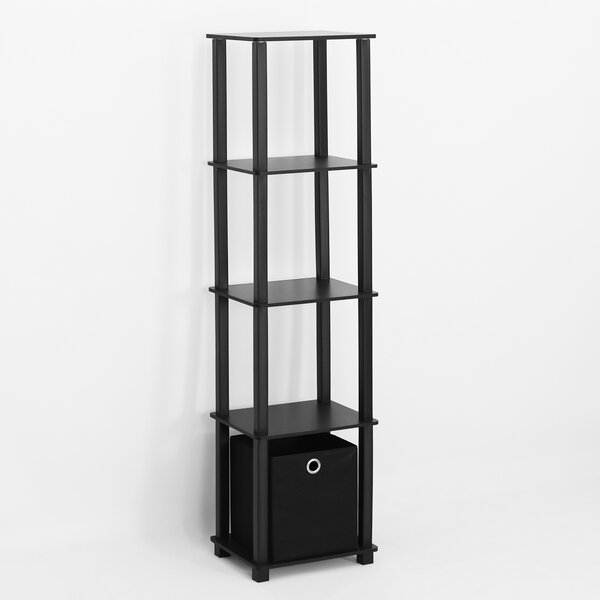 Evianna No Tools Etagere Bookcase by Winston Porter