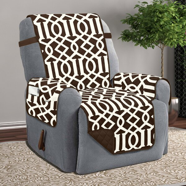 Box Cushion Recliner Slipcover by Winston Porter