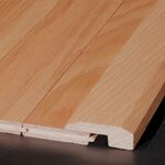 0.63 x 2 x 78 Birch Threshold in Muslin by Armstrong Flooring