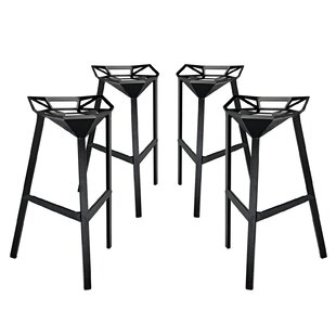 Albaugh 32.5 Bar Stool (Set of 4) by Brayden Studio