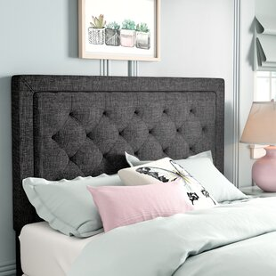Felicienne Upholstered Panel Headboard by Willa Arlo Interiors