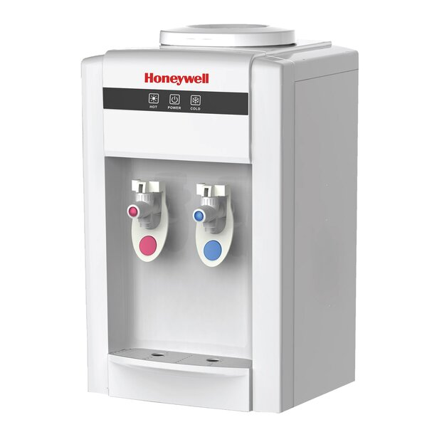 Countertop Hot and Cold Electric Water Cooler by Honeywell