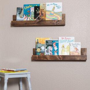 Ruvalcaba Nursery Floating Shelf Set Of 2