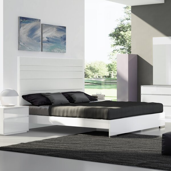 Barcroft Upholstered Platform Bed by Orren Ellis