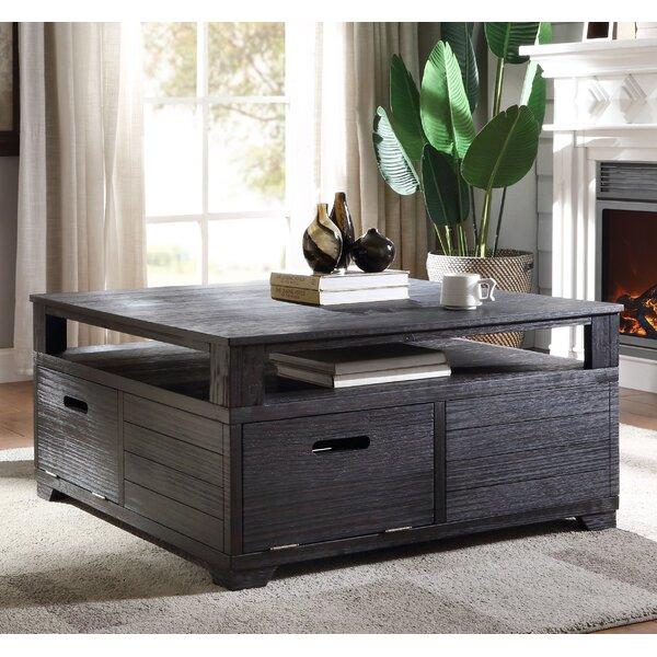 Kelise Coffee Table With Storage By Ebern Designs