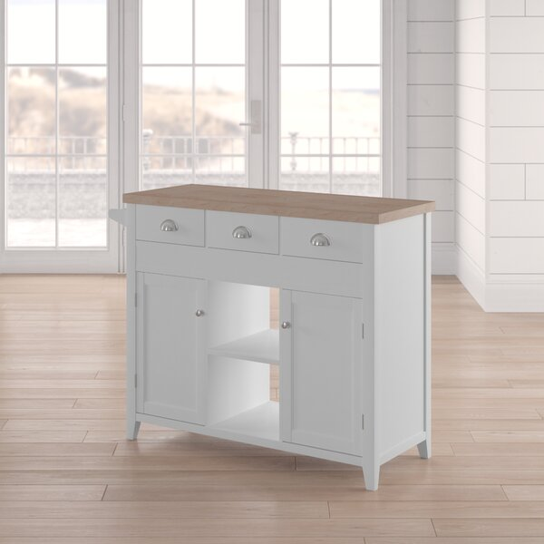 Best Choices Ivanhoe Kitchen Island By Beachcrest Home Today Only Sale