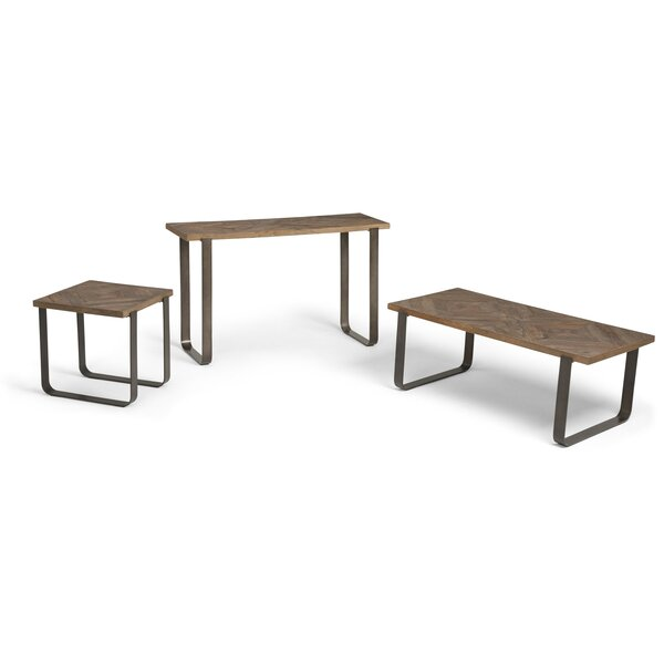 Trystan 2 Piece Coffee Table Set By 17 Stories