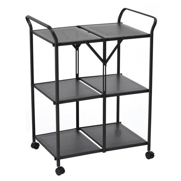 Halstein Bar Cart by Ebern Designs Ebern Designs