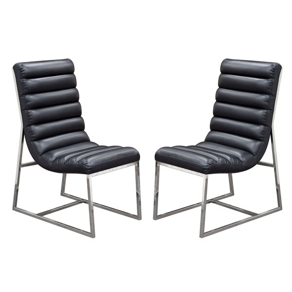 Ripon Side Chair (Set of 2) by Orren Ellis