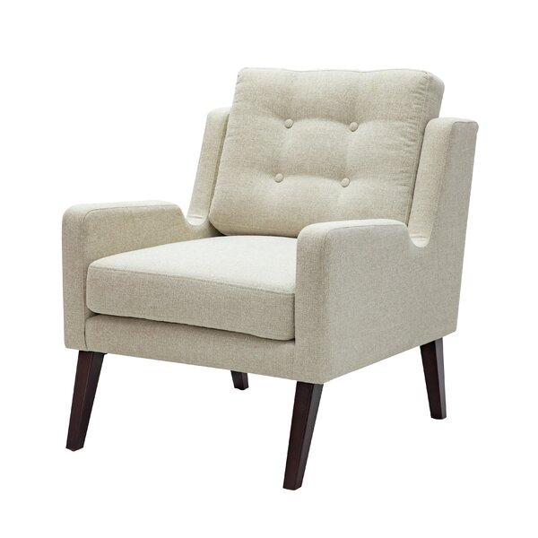 Maultsby Armchair by Modern Rustic Interiors