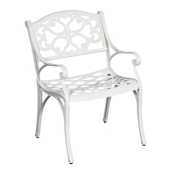Ayleen Patio Dining Chair (Set of 2) by August Grove August Grove