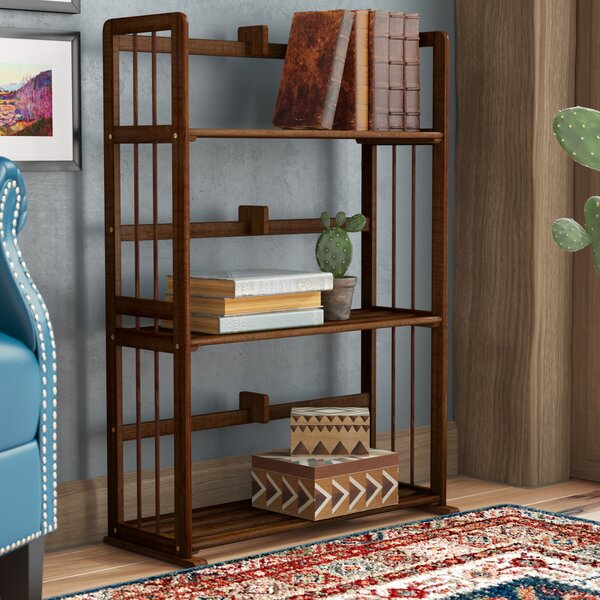 Lapidge Etagere Bookcase by World Menagerie