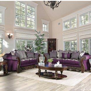 Tong 2 Piece Living Room Set by Astoria Grand