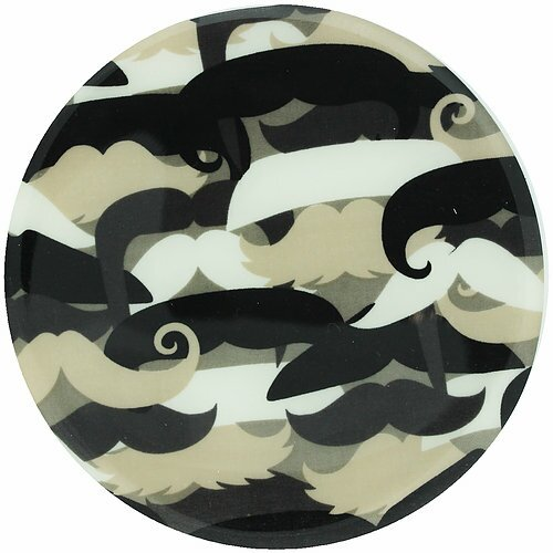 Mustache Trivet by Andreas Silicone Trivets
