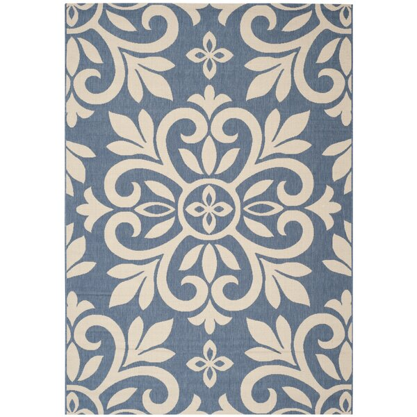 Quayle Azurite Area Rug by August Grove