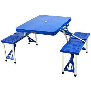 Foldable Picnic Table By Picnic at Ascot