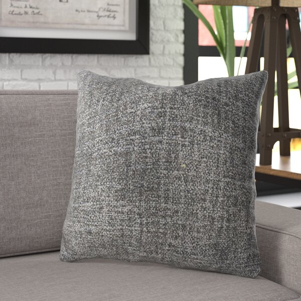 Leeper Luxury Throw Pillow by 17 Stories