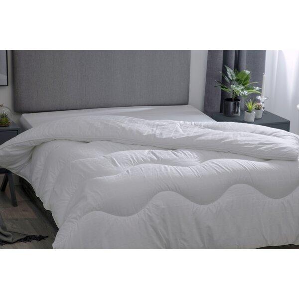 Grosvenor 1000TC Cotton Rich Duvet Cover Set White Cream