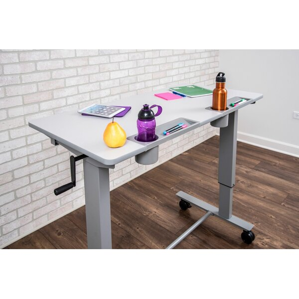 Manufactured Wood 48 Multi-Student Desk by Luxor