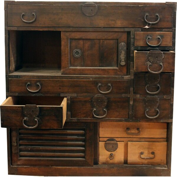 Athol 10 Drawer Accent Chest