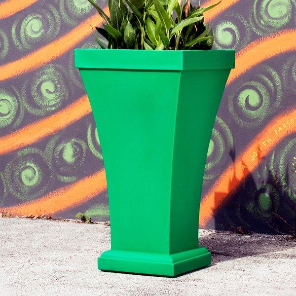 Bordeaux Plastic Pot Planter by Mayne Inc.