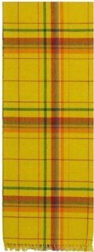Finck Plaid Table Runner (Set of 2) by Red Barrel Studio